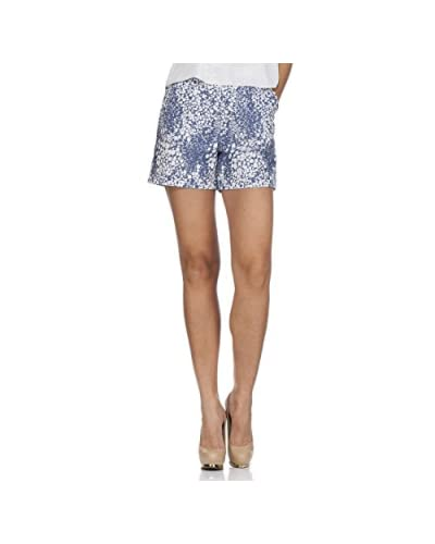 ROCK N ROM Short Azul