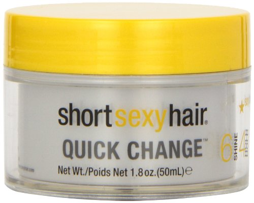 Short sexy hair quick change picture 13