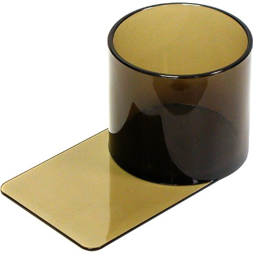 Plastic Cup Holder Slide Under For Poker Table 10-NB-CH001