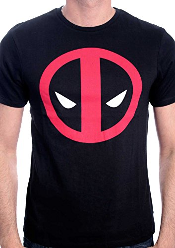 Marvel Deadpool-T-shirt Uomo    nero (Schwarz) XXL