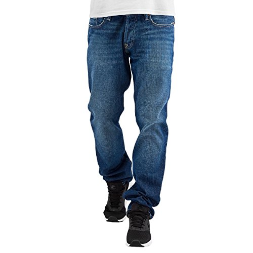 Pantalone DC Shoes: Broken Twill Straight Jean BSB BL 31