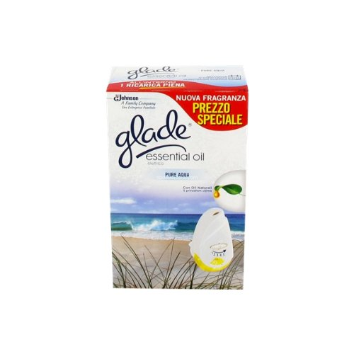 Glade Elettrico Essential Oil Base N.Gra