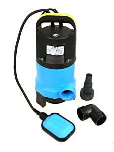 1/2 Hp Dirty Water Submersible Pump with Float Switch
