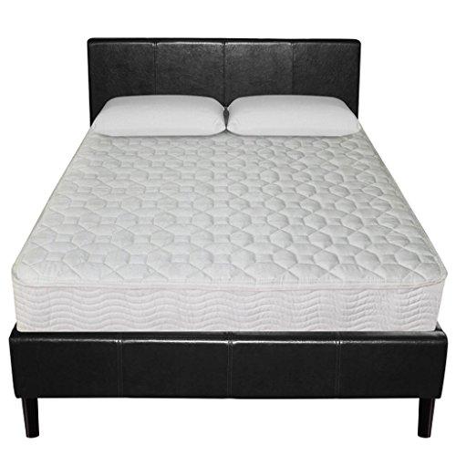 Sleep Master 8-Inch Spring Mattress, Twin front-8932