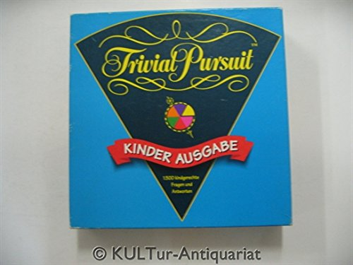 Hasbro 19607100 – Trivial Pursuit Kinder Edition bestellen