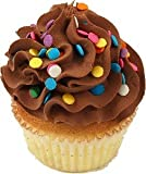 Chocolate Cupcake 3 Pack Fake Food