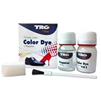 TRG the One Self Shine Leather Dye Kit #101 White