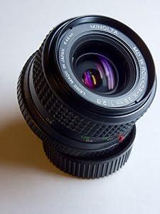 Minolta MD W.Rokkor-X 28mm 1:2.8 Lens