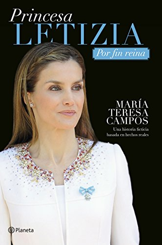 Princesa Letizia descarga pdf epub mobi fb2