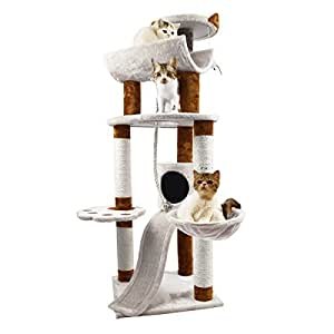 2015 Nuevo diseño del árbol del gato / Plush Cat Condo Muebles