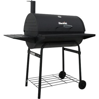 Char-Broil American Gourmet Barrel-Style Charcoal Grill-300 Series