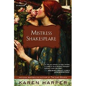 Mistress Shakespeare - Karen Harper