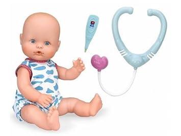 Nenuco - poupon soins médicaux 35 cm - dès 1 an