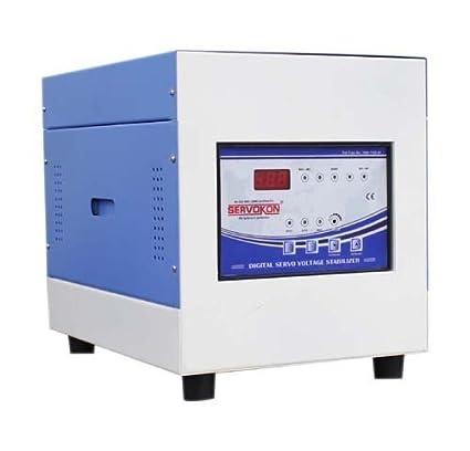 Servokon-2-KVA/140-270V-Servo-Voltage-Stabilizer