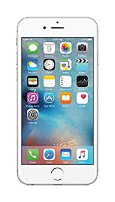 Apple iPhone 6s (Silver, 64GB)
