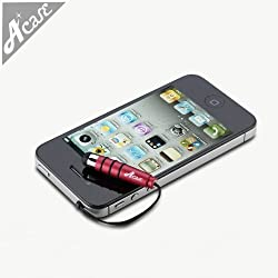Acase OmniPen Capacitive iPad Stylus for iPhone 4/3GS/3G, iPad and iPod Touch, AT&T and Verizon iPhone 4, Galaxy...
