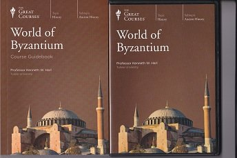 The Teaching Company, the Great Courses, Ancient & Medieval History, the World of Byzantium, Part 1 &2