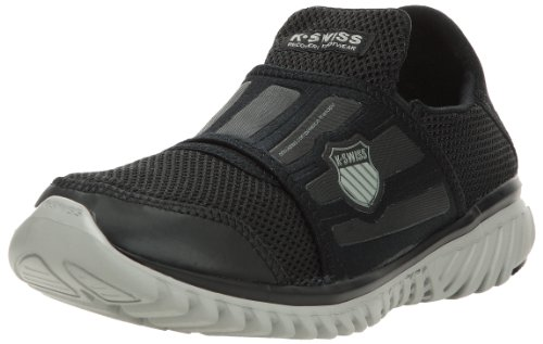 K-Swiss Men's Blade Light Recover M Black/Grey Trainer 02552-006-M 6.5 UK