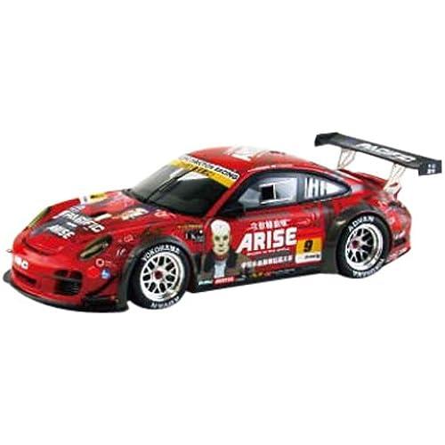 EBBRO 1/43 NAC 공껍질 기동대 ARISE DR PORSCHE SUPER GT300 2013 No. 9-44953 (2014-05-21)