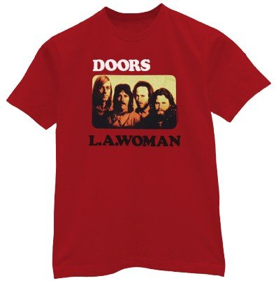 The Doors L.A. Woman - Buy The Doors L.A. Woman - Purchase The Doors L.A. Woman (Direct Source, Direct Source Shirts, Direct Source Womens Shirts, Apparel, Departments, Women, Shirts, T-Shirts)