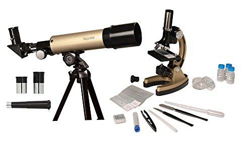 Educational Insights Telescope & Microscope Set