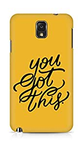 AMEZ you got this Back Cover For Samsung Galaxy Note 3