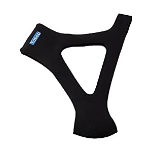 ZJchao Professional Anti Stop Snore Snoring Chin Strap Belt (Adjustable-One size fits all)