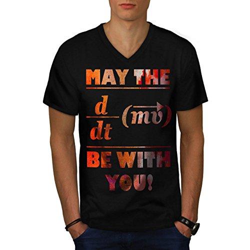 obliger-les-maths-formule-film-homme-nouveau-noir-xl-t-shirt-wellcoda