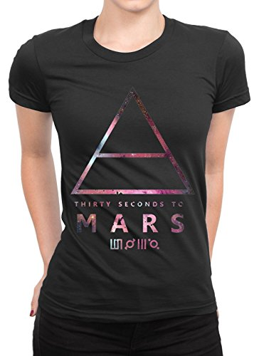 onetwotee -  T-shirt - Donna nero small