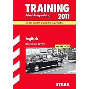 eBook Cover für  Englisch mit MP3 CD 2011 Mit den aktuellen Original Pr xFC fungsaufgaben Training Abschlusspr xFC fung Realschule Bayern inkl original Pr xFC fungsaufgaben 2010
