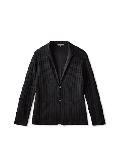 John Varvatos Collection Men's Double Layer Sweater