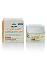 NUXE Rêve de Miel® Ultra Comfort Face Day Cream 50ml