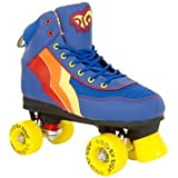 Rio Roller Child Quad Skates - Blueberry