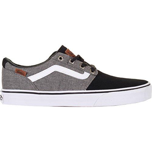 vans-chapman-stripe-zapatillas-para-hombre-multicolor-black-white-43-eu