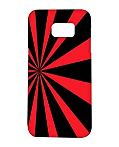 Crackndeal Back Cover for Samsung Galaxy S7 Edge