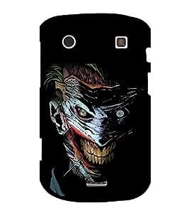 printtech Joker Gotham Art Scary Back Case Cover for BlackBerry Bold Touch 9900 :: BlackBerry Dakota :: BlackBerry Magnum