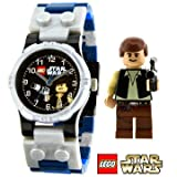 LEGO Kids' 9002946 Star Wars Han Solo Watch