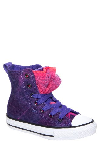 Converse Kid's Chuck Taylor Tie Dye Party Hi Top Sneaker