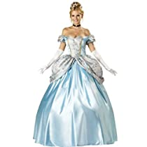 Hot Sale InCharacter Costumes, LLC Women's Enchanting Princess Costume, Blue, Small