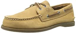 Sperry Top-Sider A/O Boat Shoe,Sahara,2 M US Little Kid