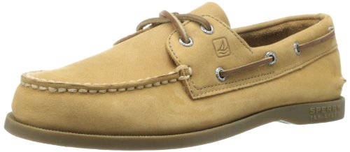 Sperry Top-Sider A/O Boat Shoe,Sahara,6 M US Big Kid