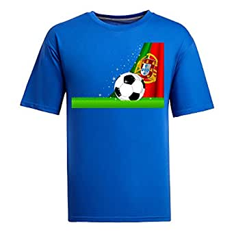 2015 fashion new soccer portugal diy t shirt for Amazon custom t shirts