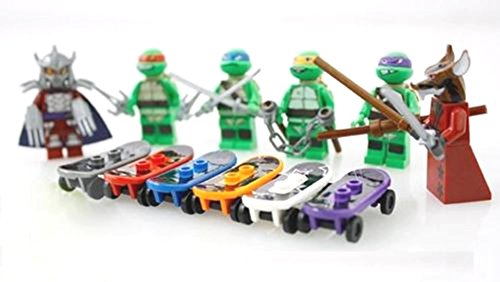 [Hot! 6 Sets Minifigures Teenage Mutant Ninjago Ninja Turtles Toys Souptoys CE] (Dance Costumes Supplies Sydney)