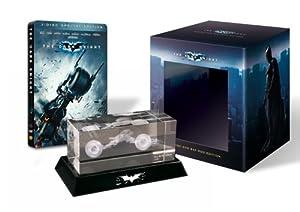 Batman - The Dark Knight (Collector's Edition inklusive Batpod aus Glas) [2 DVDs]