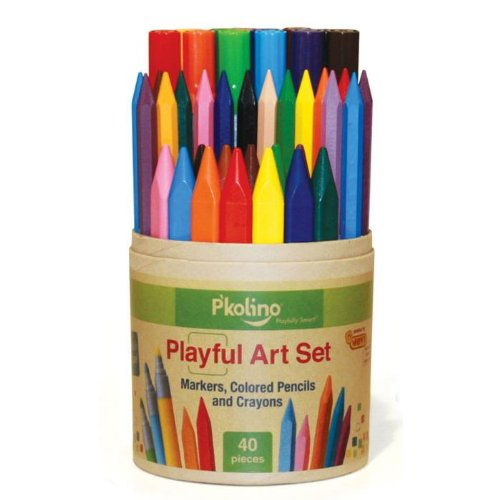 P'kolino Playful Art Set