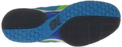 888098094657 - New Balance Women's WC996 Tennis Shoe,Blue,11 B US carousel main 2