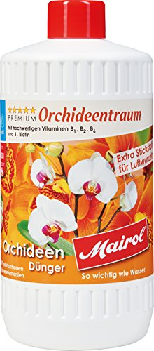 Mairol Orchideen-Dünger Orchideentraum Liquid 1.000 ml