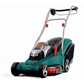 Bosch Rotak 43 LI Cordless Rotary Lawn Mower
