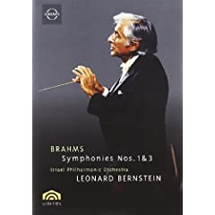 Bernstein Conducts Brahms [DVD] [Import]