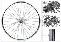 Wheel Master Mavic Open Pro Wheel Set - 700c, 32H, 10-Speed, QR, Black/Silver MSW